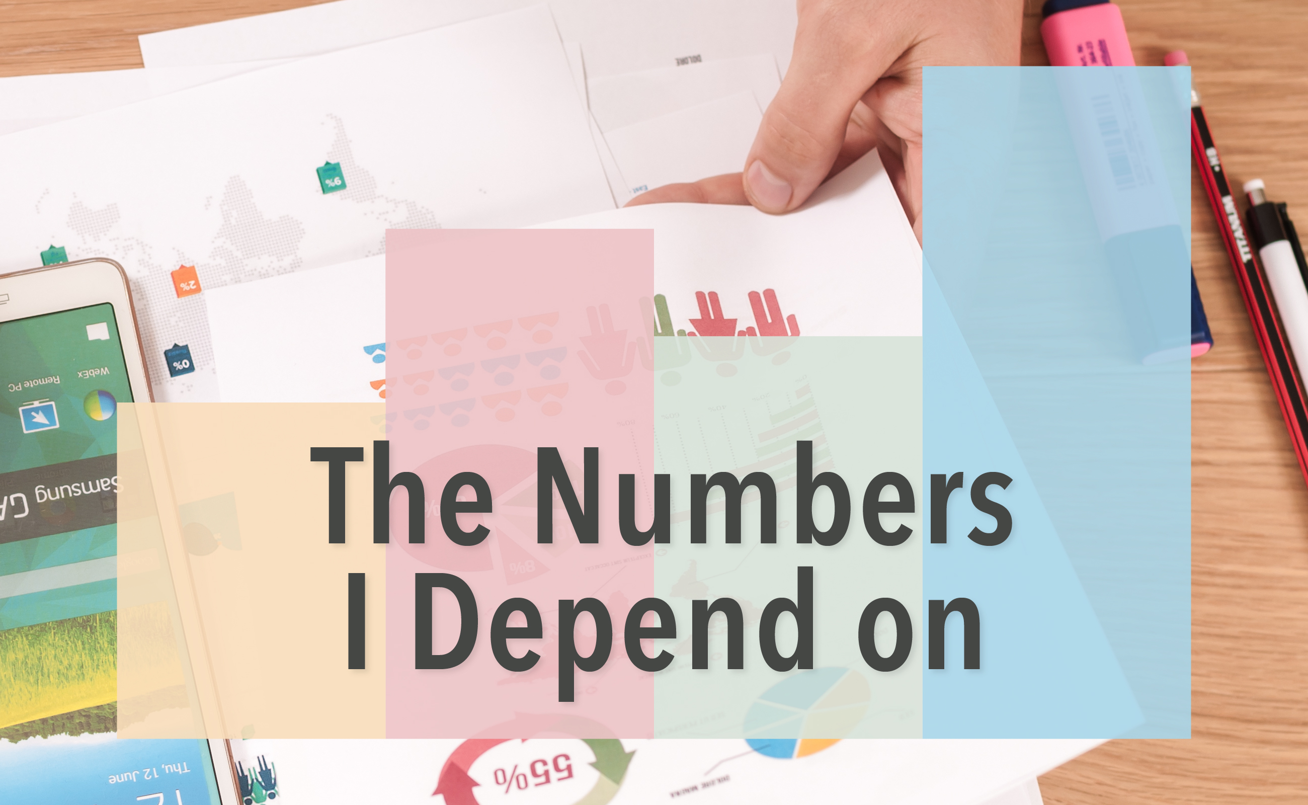 The Numbers I Depend on image