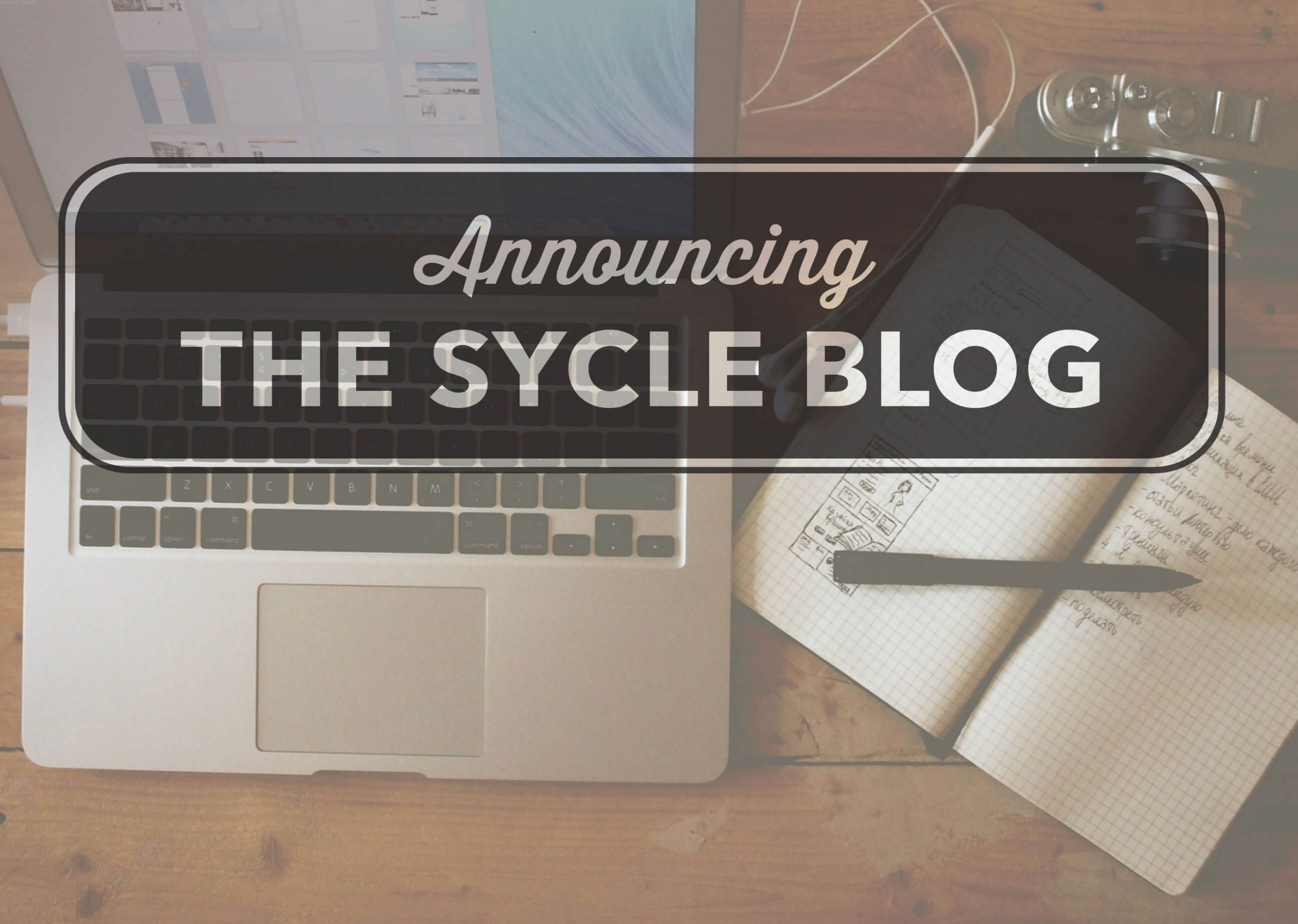 Announcing the Sycle Blog image