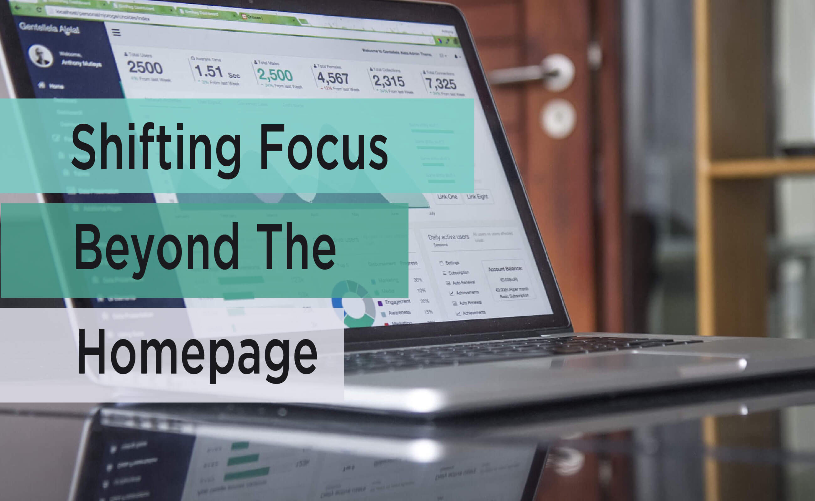 Should you focus on your homepage? image
