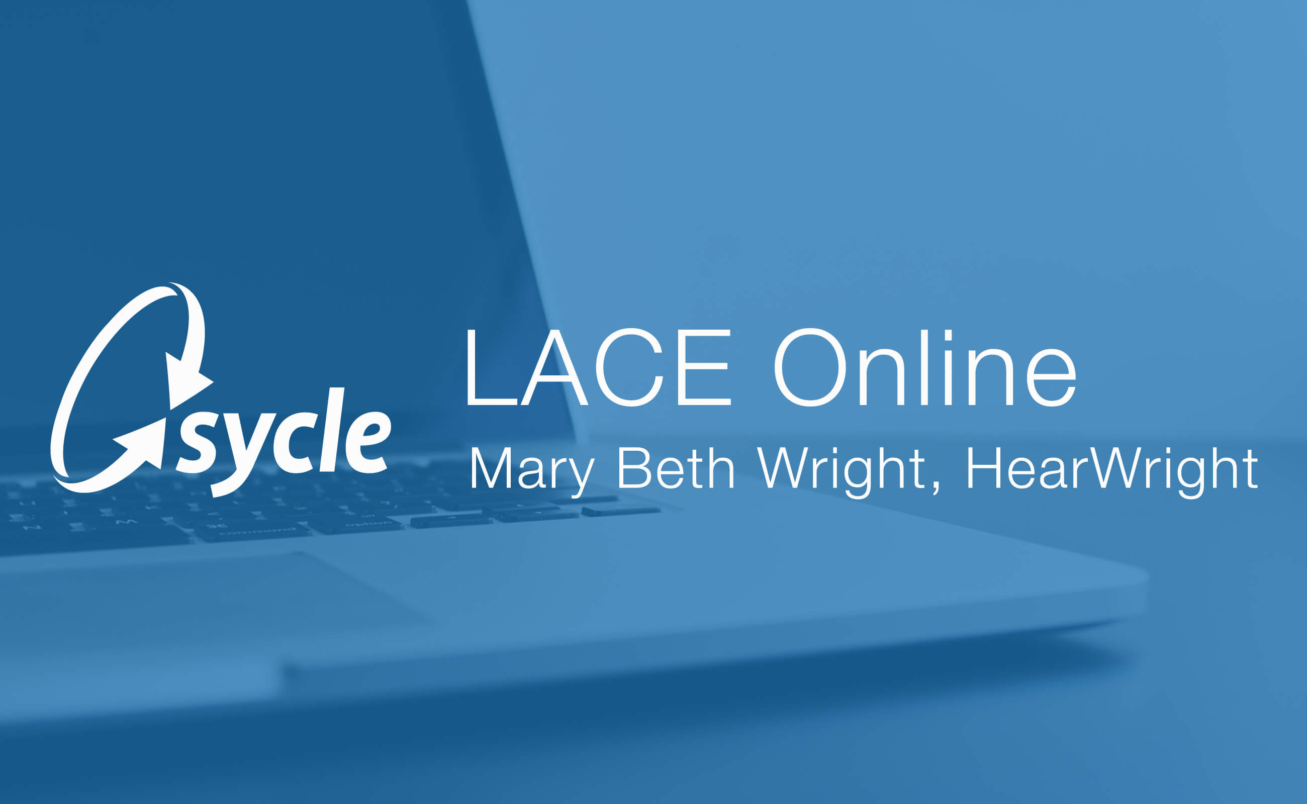 A Sycle Customer Perspective – LACE Online image