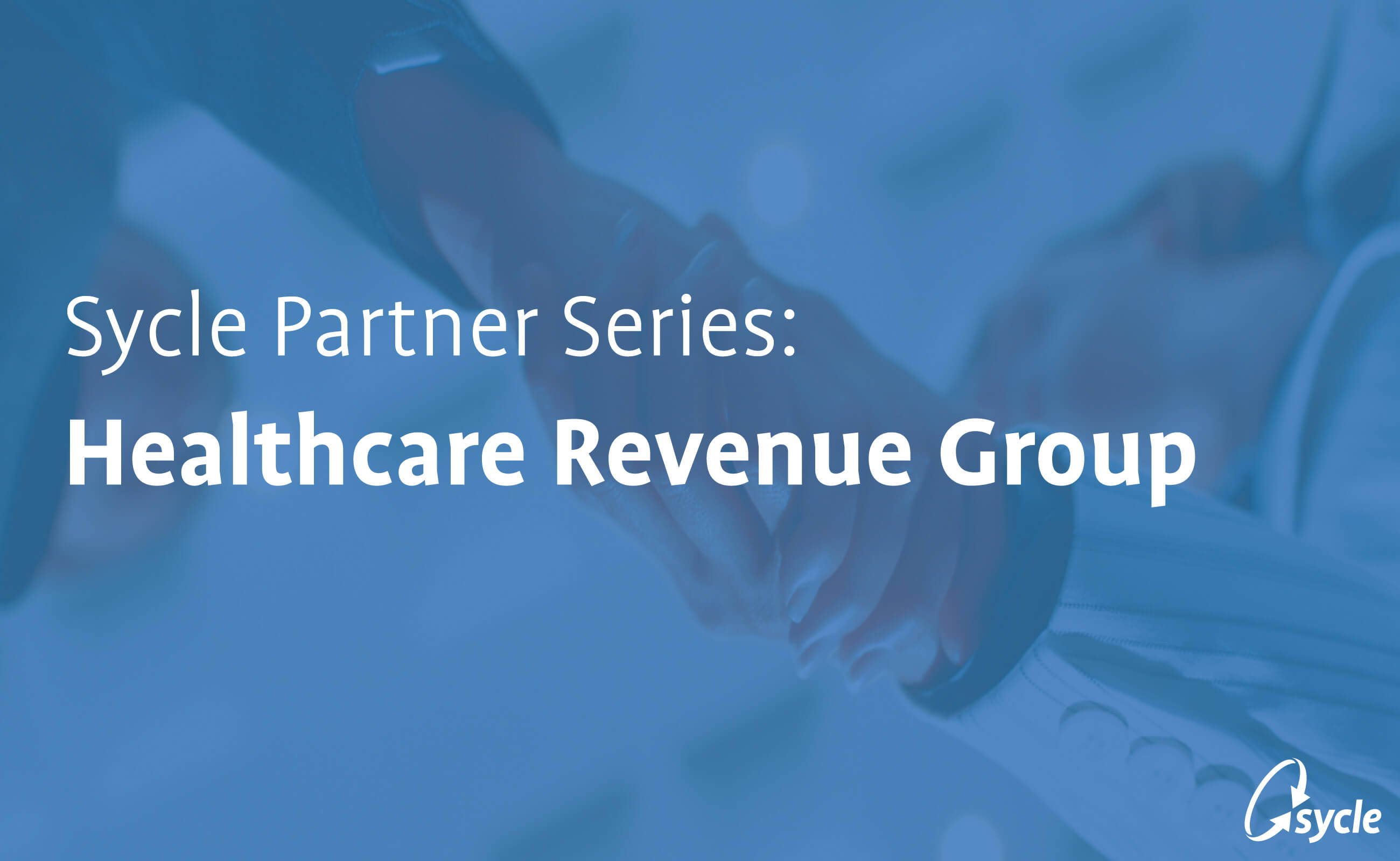 Our Latest Webinar with New Partner Healthcare Revenue Group image
