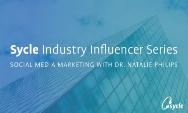 Sycle Industry Influencer Series: Social Media Marketing image