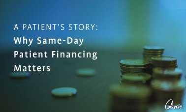 Why Same-Day Patient Financing Matters image
