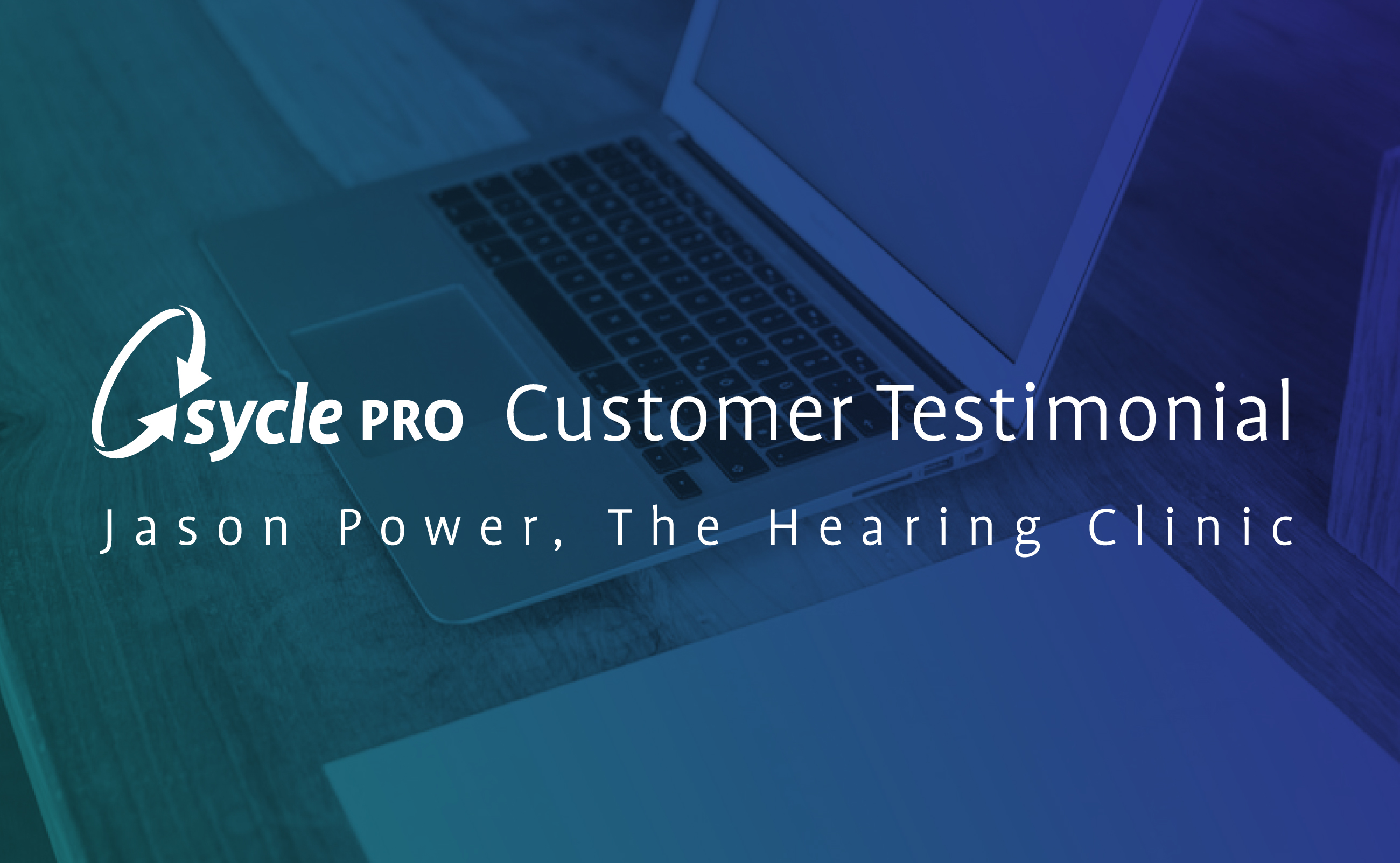 Sycle PRO Customer Testimonial: Jason Power image