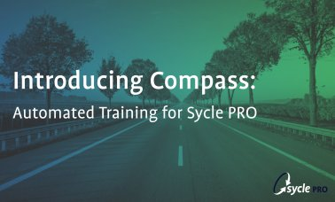 Sycle PRO Easy-to-Use Feature: Compass Automated Training image